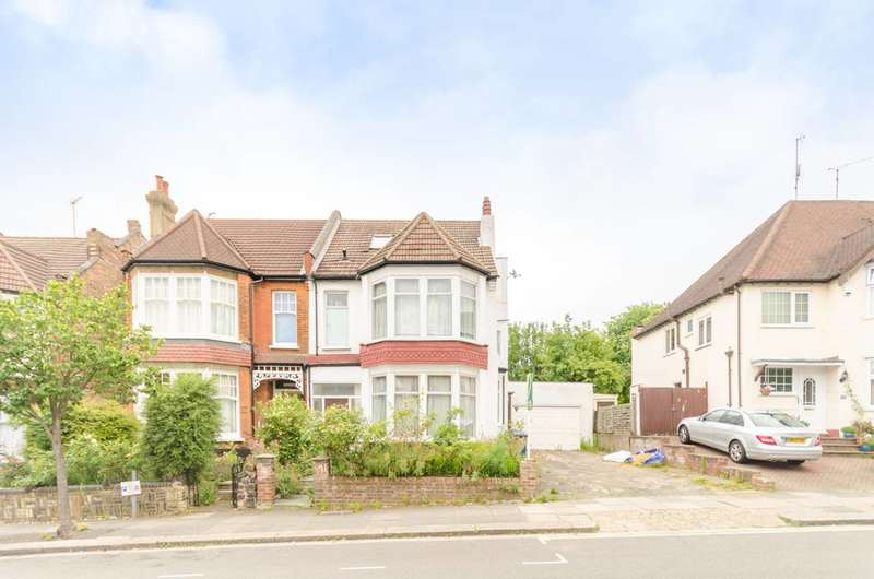 4 Bedrooms House for sale in Dollis Park, Finchley, N3