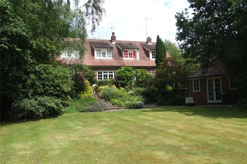 6 Bedrooms Detached House for sale in Conford, Liphook, Hampshire, GU30