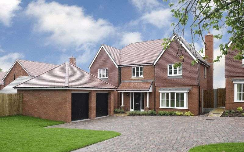 5 Bedrooms Detached House for sale in Crompton House, Western Road, Hagley
