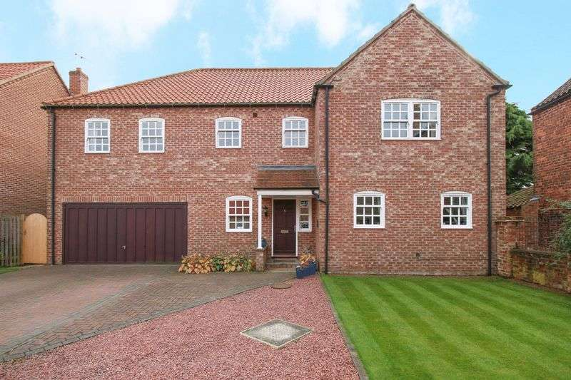 5 Bedrooms Detached House for sale in Manor Farm Court, Leconfield