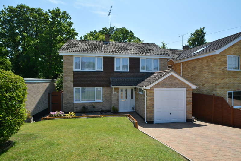 4 Bedrooms Detached House for sale in Lower Park Walk, Holton