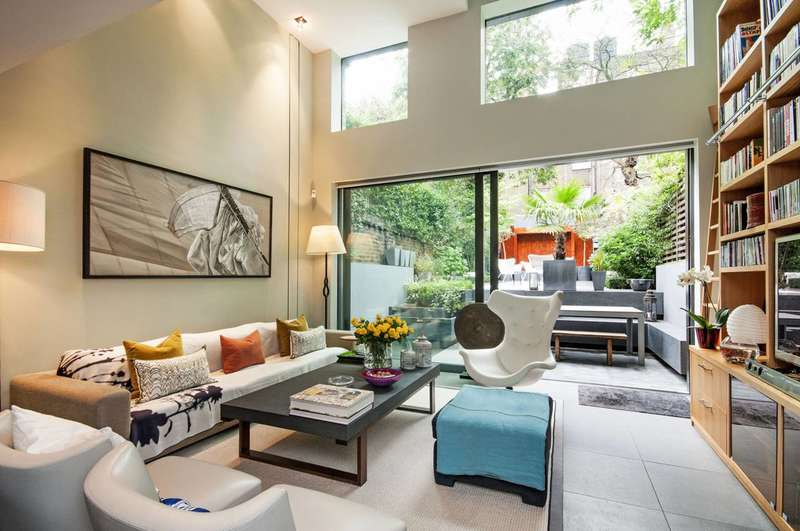 3 Bedrooms Terraced House for sale in Earls Court Gardens, Earls Court, SW5