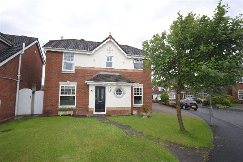 4 Bedrooms Detached House for sale in Skyes Crescent, Winstanley, Wigan, WN3