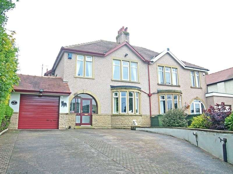 3 Bedrooms Semi Detached House for sale in Westgate, Morecambe