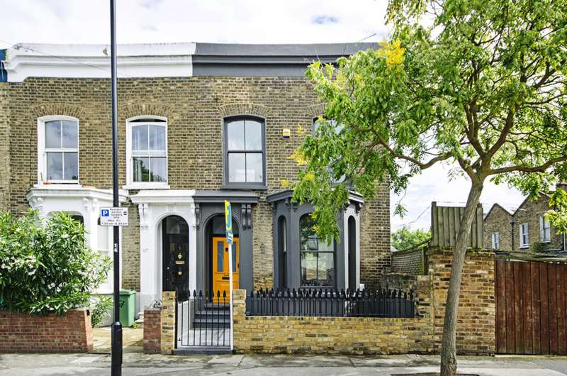 3 Bedrooms House for sale in Rushmore Road, Clapton, E5