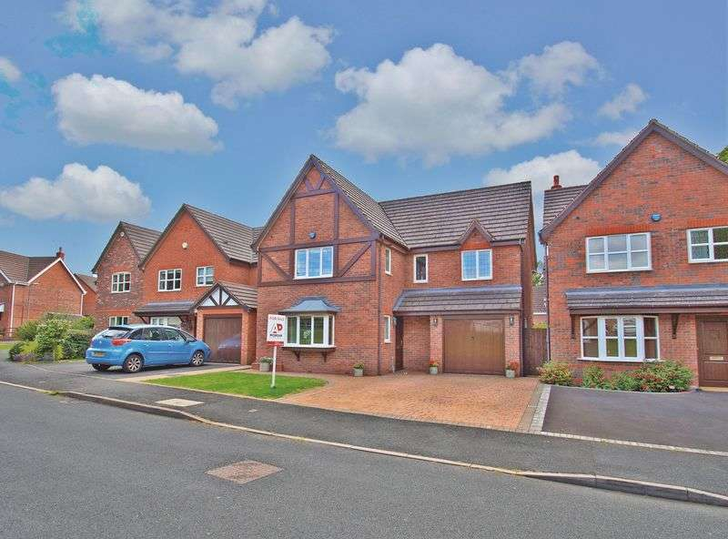 5 Bedrooms Detached House for sale in Mallow Drive, Woodland Grange, Bromsgrove