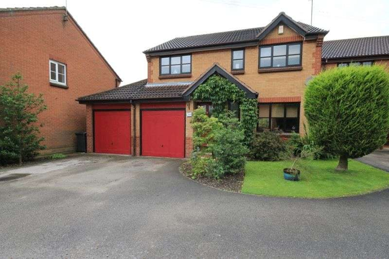 4 Bedrooms Detached House for sale in MONARCH DRIVE, OAKWOOD