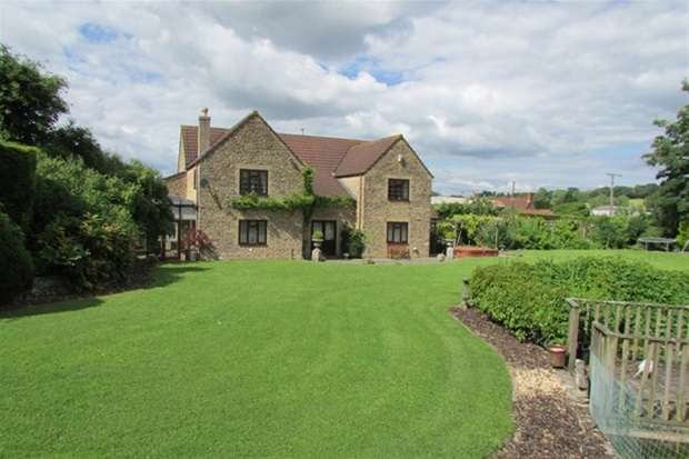 5 Bedrooms Detached House for sale in Feltham, Frome