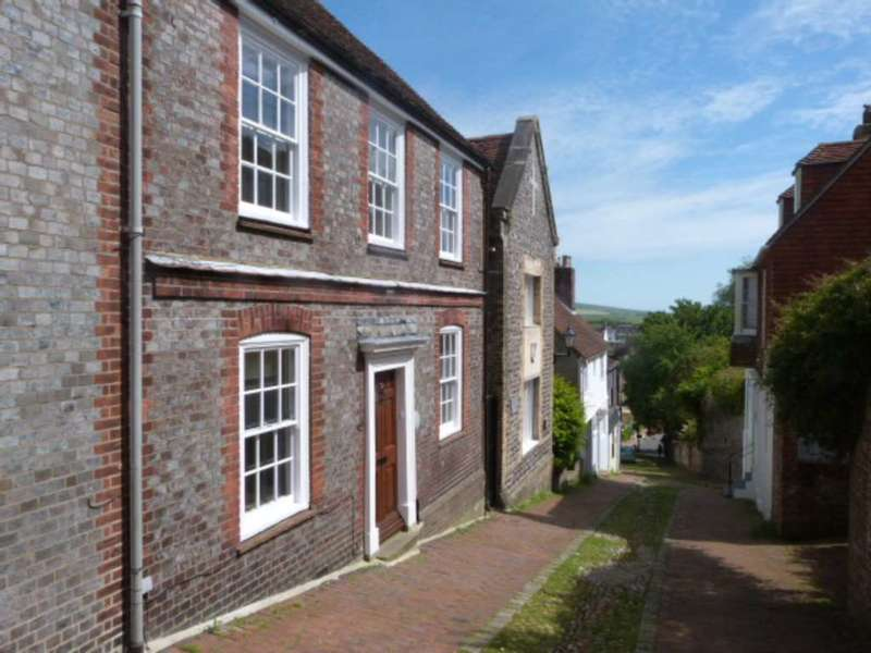 6 Bedrooms Semi Detached House for sale in Keere Street, Lewes