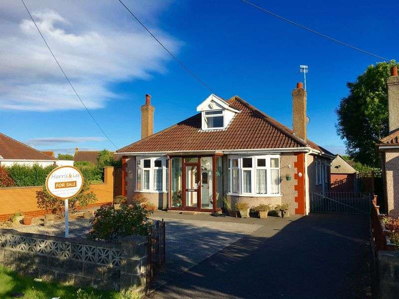 3 Bedrooms Bungalow for sale in New Bristol Road, Worle, Weston-Super-Mare