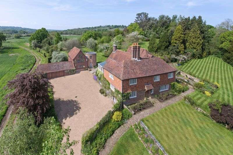 5 Bedrooms Detached House for sale in Withyham, Rural Hartfield, East Sussex