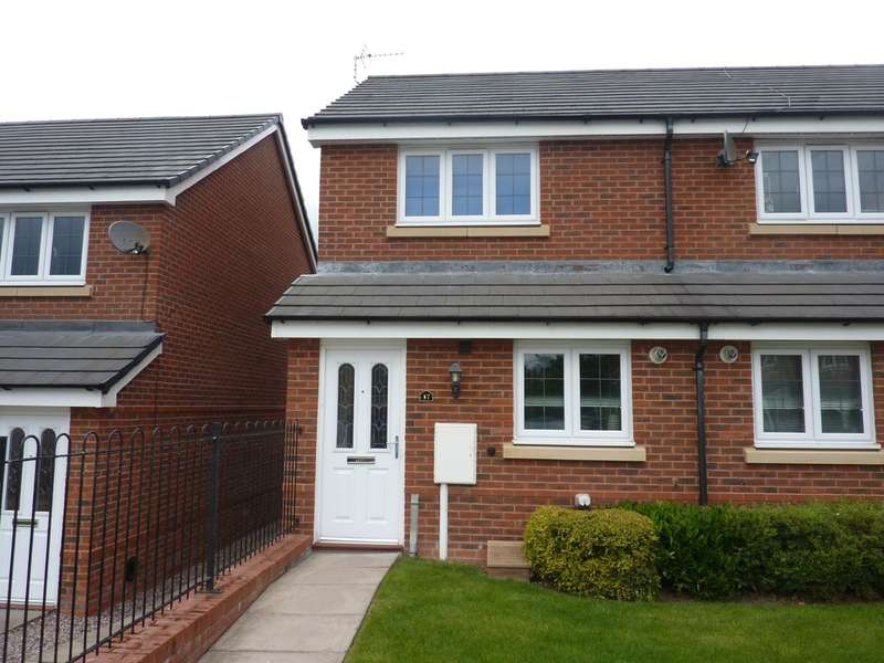 2 Bedrooms End Of Terrace House for sale in Drake Close, Shrewsbury