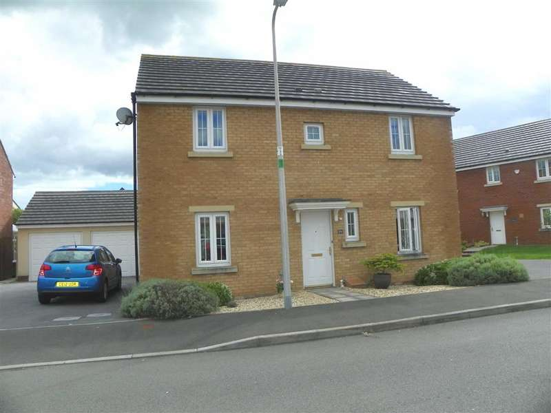 4 Bedrooms Property for sale in Rhodfa'r Ceffyl, Carway, Kidwelly