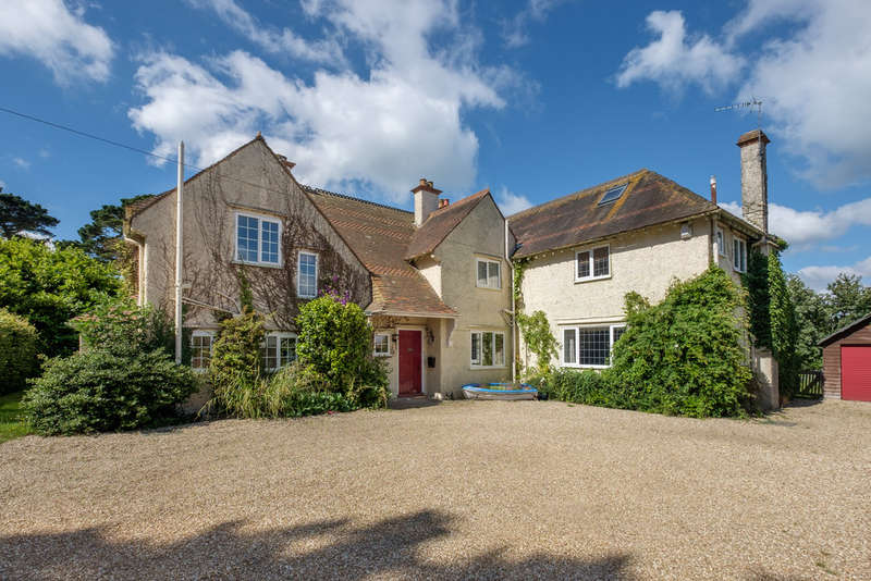 7 Bedrooms Detached House for sale in Cowes, Isle Of Wight