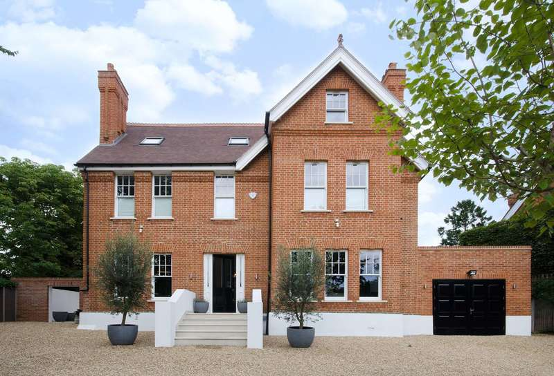 6 Bedrooms House for sale in South Hill Avenue, Harrow on the Hill, HA1