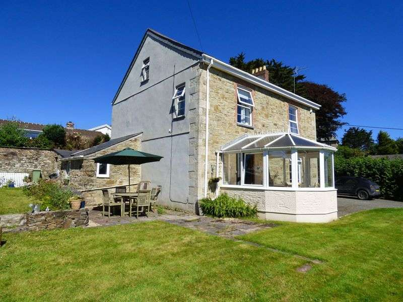 4 Bedrooms Detached House for sale in Castle Street, Bodmin