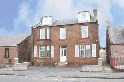 3 Bedrooms Maisonette Flat for sale in Mauchline Road, Hurlford, East Ayrshire