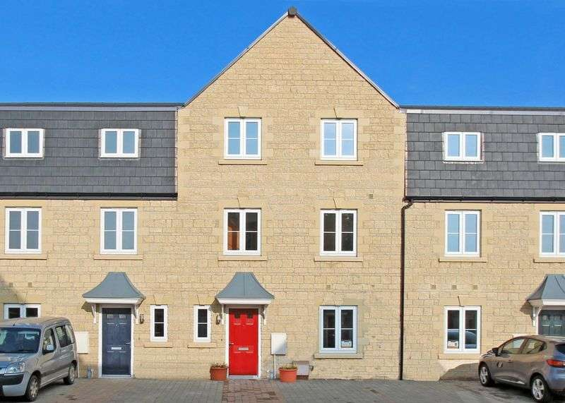 4 Bedrooms Terraced House for sale in Superb new homes ready to view! - The Maree, Anvil Mews, Stamford, Lincolnshire