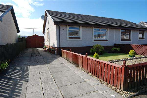 2 Bedrooms Bungalow for sale in James Crescent, Irvine