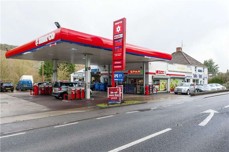 Land Commercial for sale in Warminster Road, Monkton Combe, Bath, Somerset, BA2