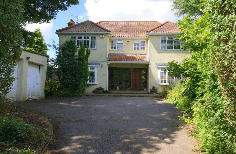 4 Bedrooms Detached House for sale in High Street, Great Gonerby