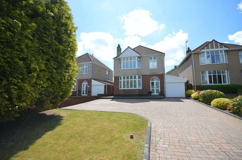 3 Bedrooms Detached House for sale in West Town Lane, Bristol