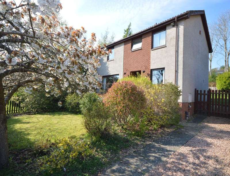 4 Bedrooms Detached House for sale in Lochnagar Court, Glenrothes, KY6