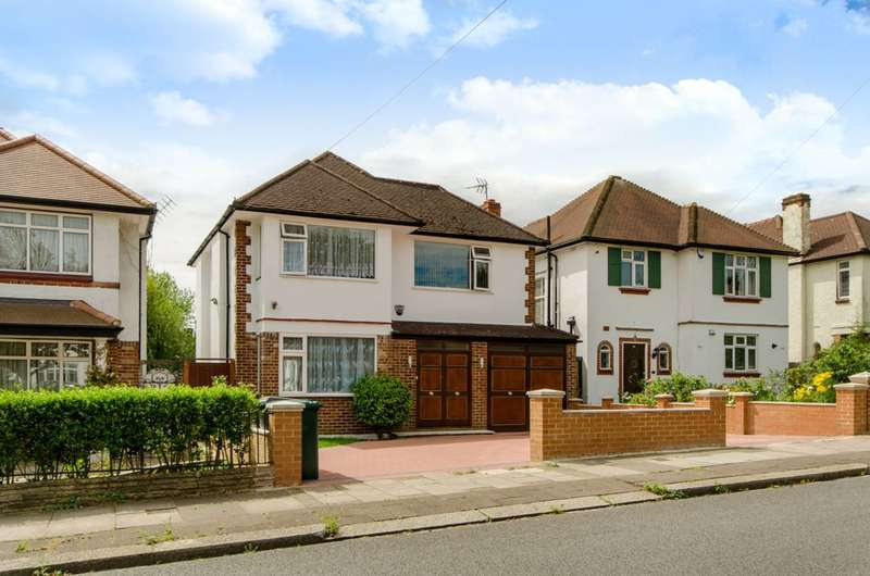 4 Bedrooms House for sale in Greenway, North Finchley, N20
