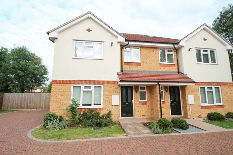 3 Bedrooms Semi Detached House for sale in Old Farm Avenue, Sidcup