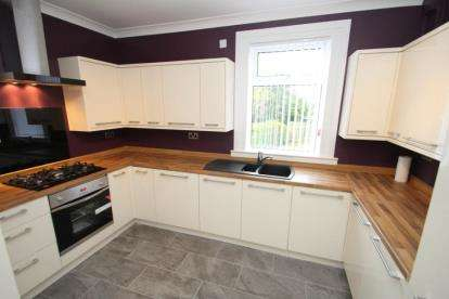 4 Bedrooms Flat for sale in Middlemas Drive, Kilmarnock