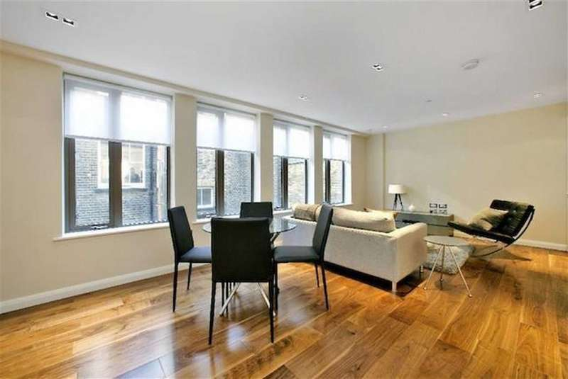 1 Bedroom Property for sale in Aston House, The City, London