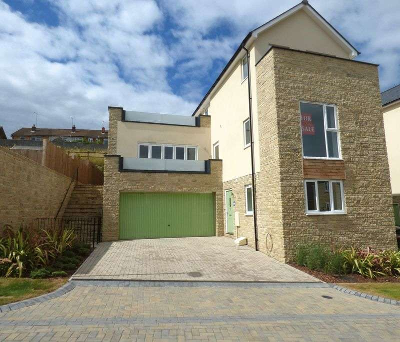 4 Bedrooms Detached House for sale in Woodland View, Mitcheldean, Gloucestershire GL17 0XW