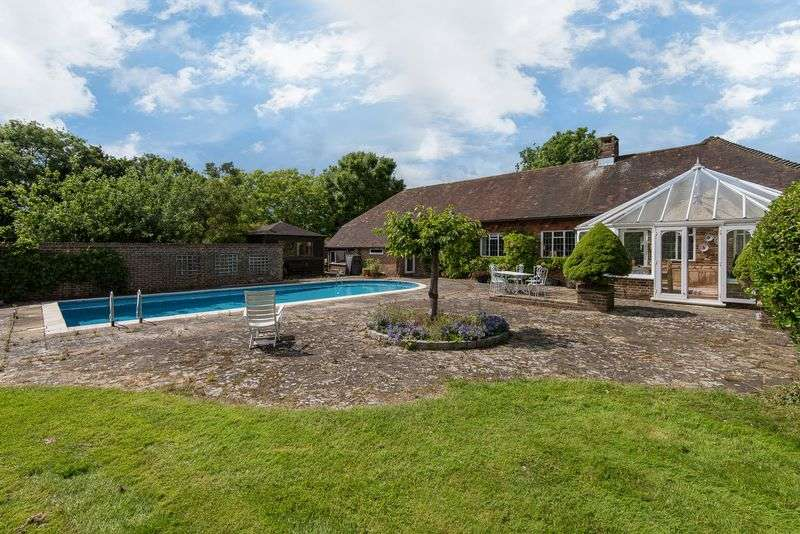 3 Bedrooms Detached Bungalow for sale in Poynings Road, Fulking, West Sussex,