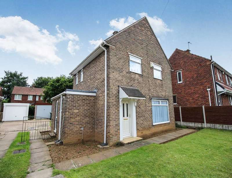 3 Bedrooms Detached House for sale in Peters Road, Edlington, Doncaster, DN12