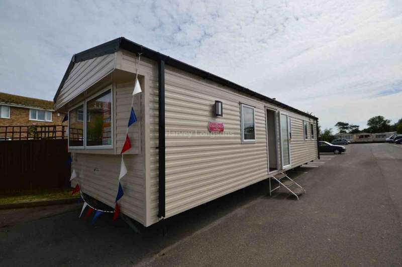 3 Bedrooms Caravan Mobile Home for sale in Winchelsea Sands Holiday Park, Pett Level Road, Winchelsea