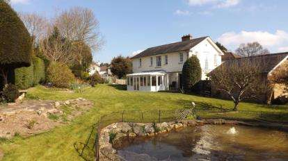 4 Bedrooms Detached House for sale in Willow End, Totteridge