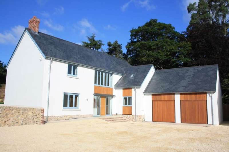 4 Bedrooms Detached House for sale in Combe Raleigh, Honiton