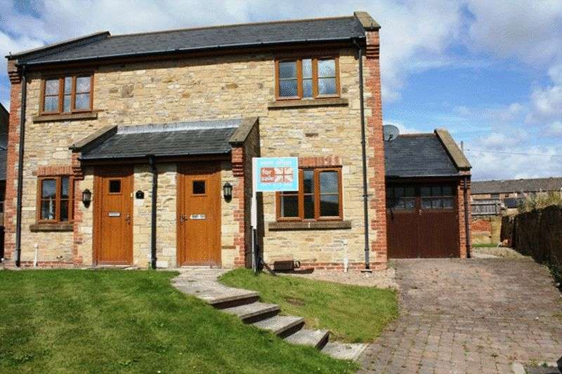 3 Bedrooms Semi Detached House for sale in Bay Wynd, Cambois - Three Bedroom Semi Detached House