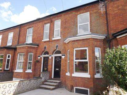 4 Bedrooms Terraced House for sale in Southern Road, Sale, Greater Manchester
