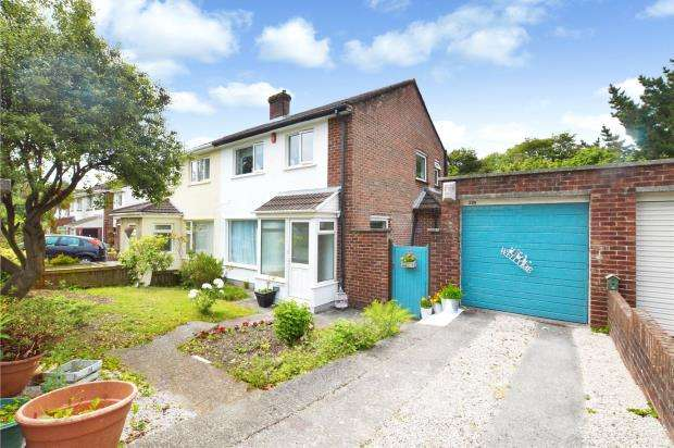 3 Bedrooms Semi Detached House for sale in Outland Road, Plymouth, Devon