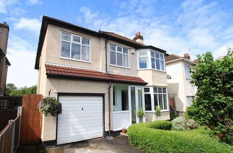 5 Bedrooms Detached House for sale in Corbridge Road, Childwall, Liverpool, L16