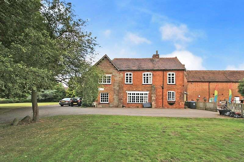 8 Bedrooms Detached House for sale in Peter Hall Lane, Nr Brinklow