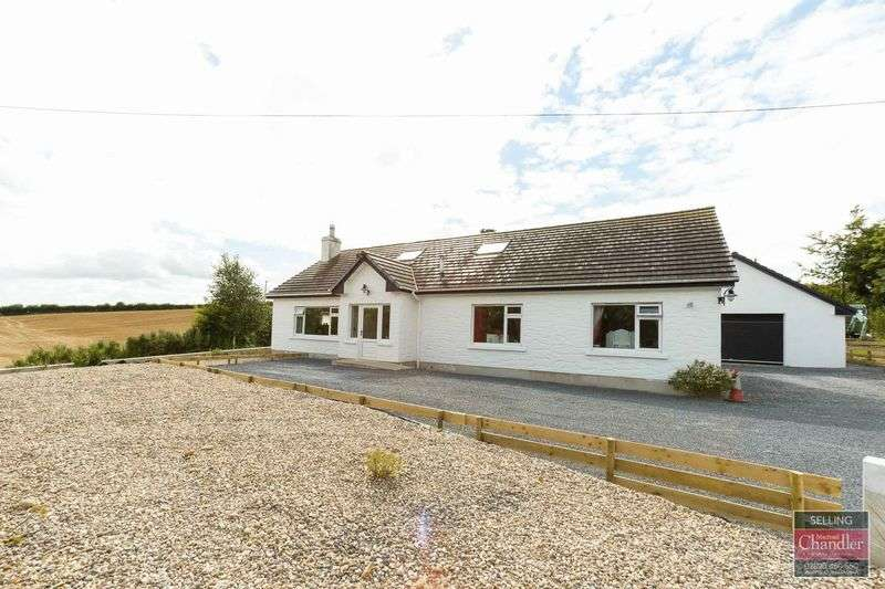 5 Bedrooms Bungalow for sale in 84 Comber Road, Balloo, Killinchy, BT23 6PF