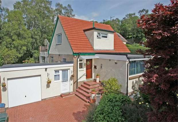 3 Bedrooms Detached House for sale in Montrose Avenue, Crieff, Perth and Kinross