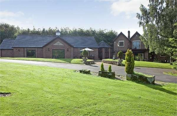 6 Bedrooms Detached House for sale in Main Road, Austrey, Atherstone, Warwickshire