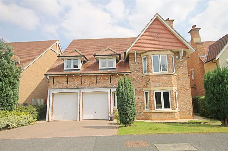 5 Bedrooms Detached House for sale in Coniscliffe Mews, Darlington, Co Durham, DL3