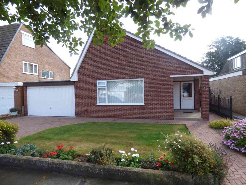 4 Bedrooms Detached Bungalow for sale in Wheatlands Park, Redcar