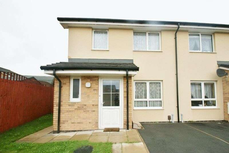 3 Bedrooms Semi Detached House for sale in Bryony Road, Norris Green