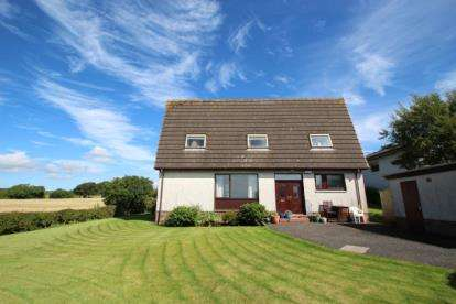 5 Bedrooms Detached House for sale in Benslie, Kilwinning, North Ayrshire