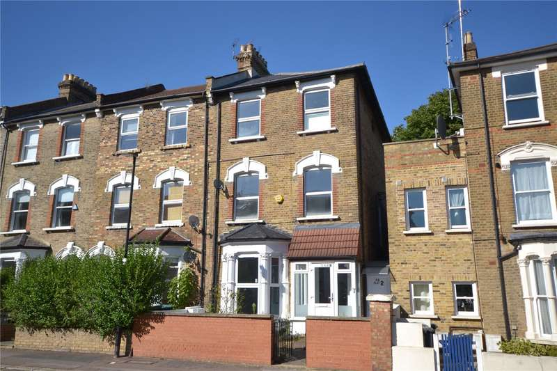 5 Bedrooms End Of Terrace House for sale in Florence Road, Stroud Green, London, N4